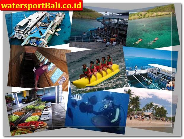 Quicksilver Cruise Bali Kapal Pesiar Ke Pulau Nusa Penida