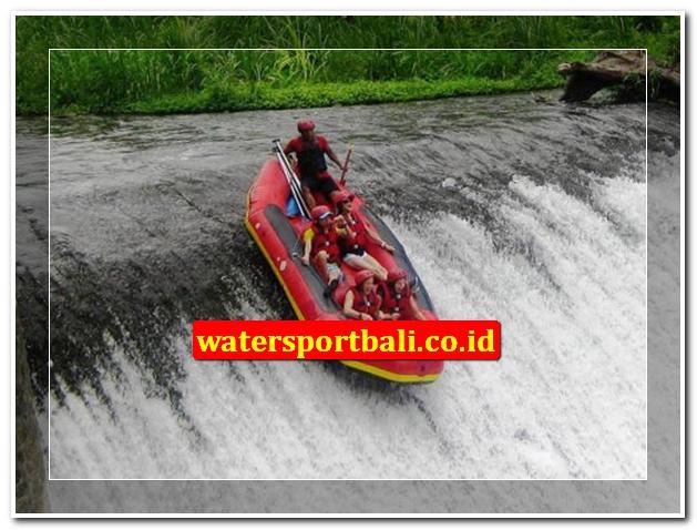 Telaga Waja Rafting Bali