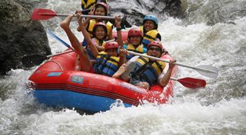 Ayung Rafting Bali