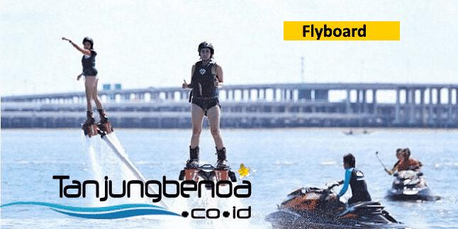 Flyboard di Tanjung Benoa