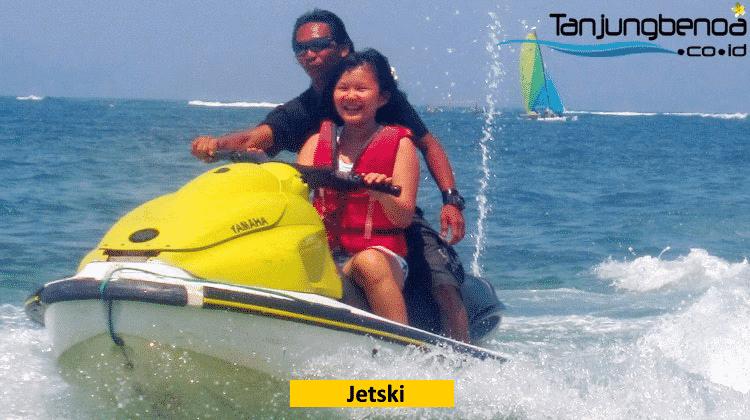 Jetski di Tanjung Benoa
