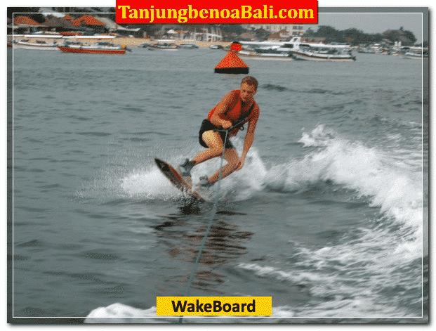 Wakeboard di Tanjung Benoa