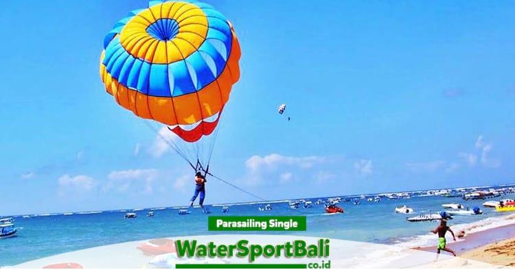 Parasailing Single Tanjung Benoa