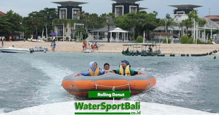 Rolling Donut Tanjung Benoa